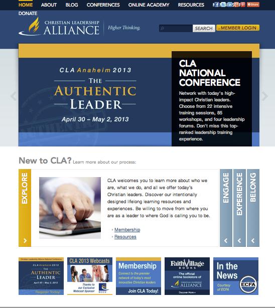 BlogCLA.CLAWebsite