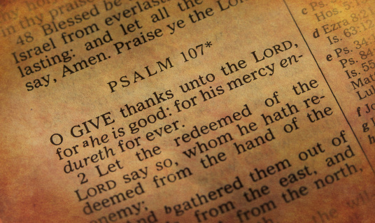 BlogCLA.Psalm107
