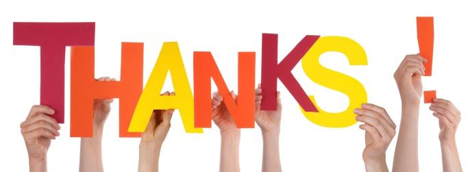 BlogCLA.THANKS