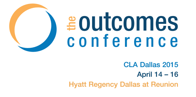 Christian Leadership Alliance: The Outcomes Conference