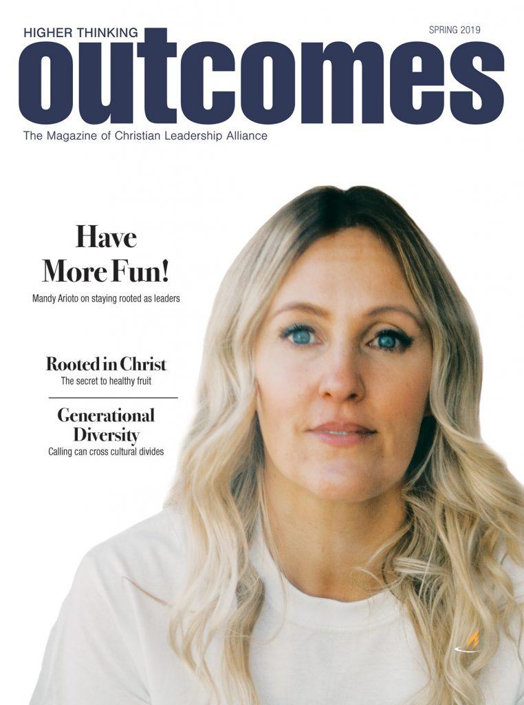 Outcomes - Spring 2019 Cover