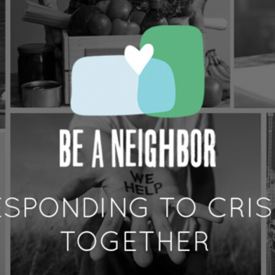 Responding to crisis - together.
