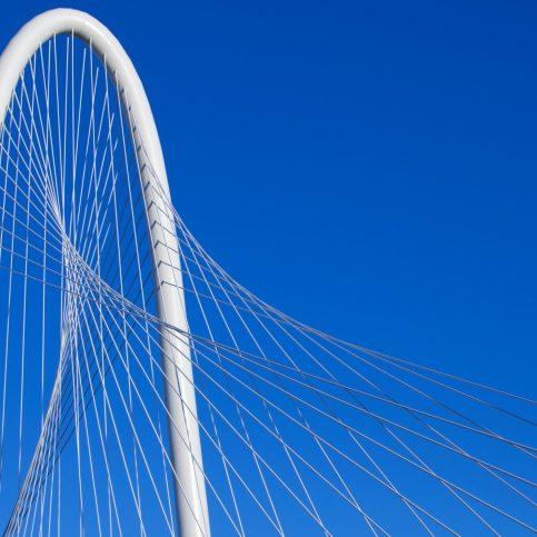 The Outcomes Conference - Margaret Hunt Hill Bridge - Dallas Texas