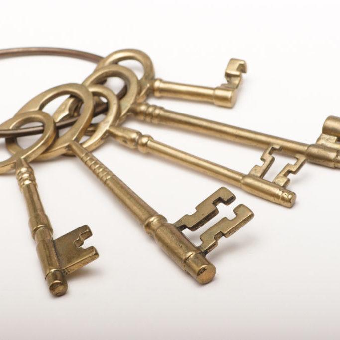 Five Keys to unlocking generosity!