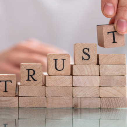 Building a culture on TRUST.