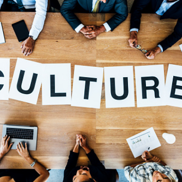 Build a culture on trust!
