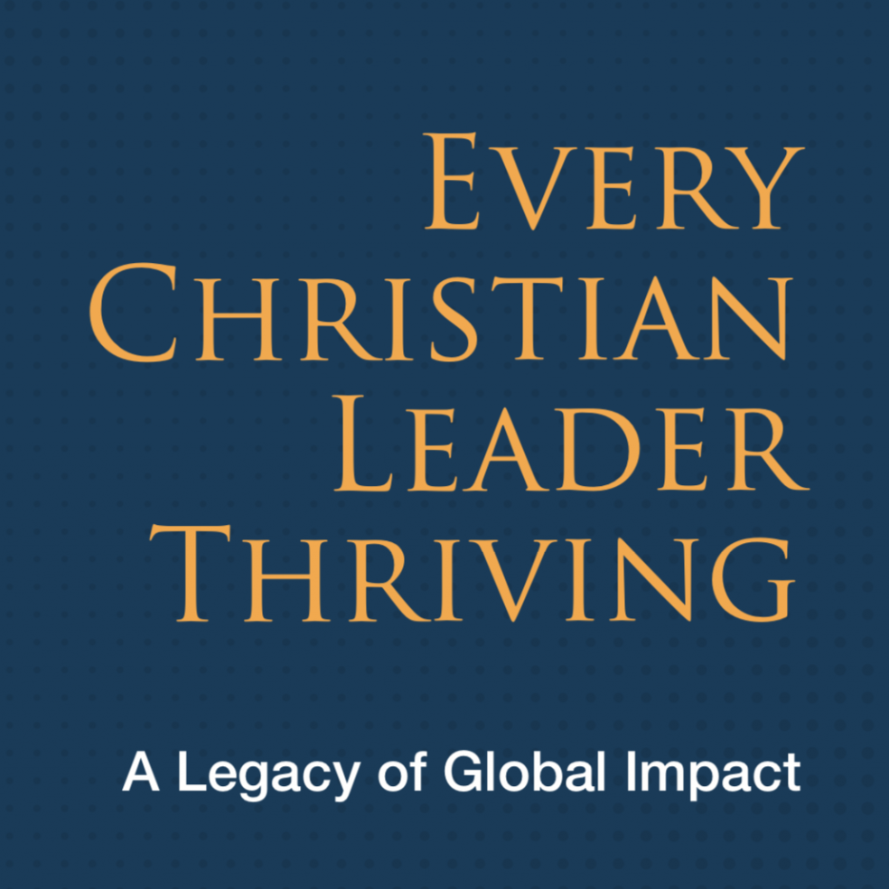 Every Christian Leader Thriving