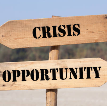 How can boards help in times of crisis?