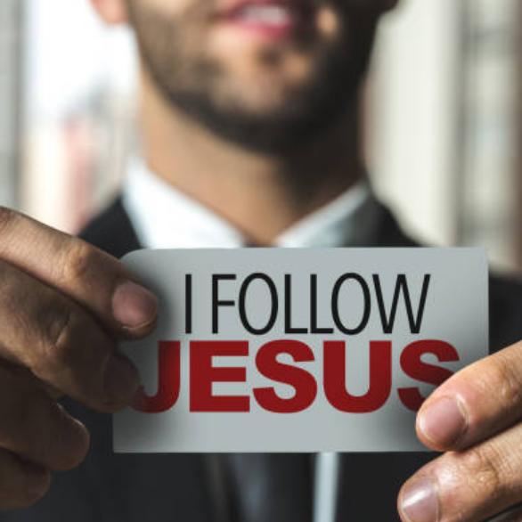 I follow Jesus!