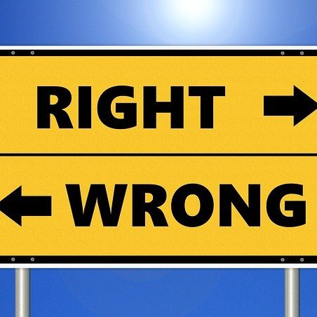 Right and wrong ways to know God.