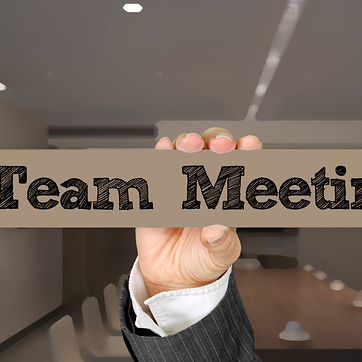 Master your first team meeting and make a strong impression!